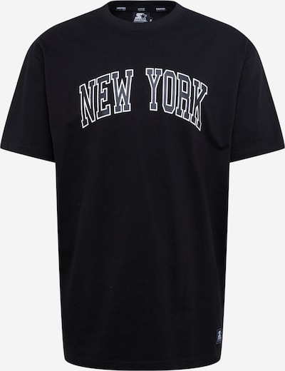 Starter Black Label T-Krekls 'Starter New York' melns, Preces skats