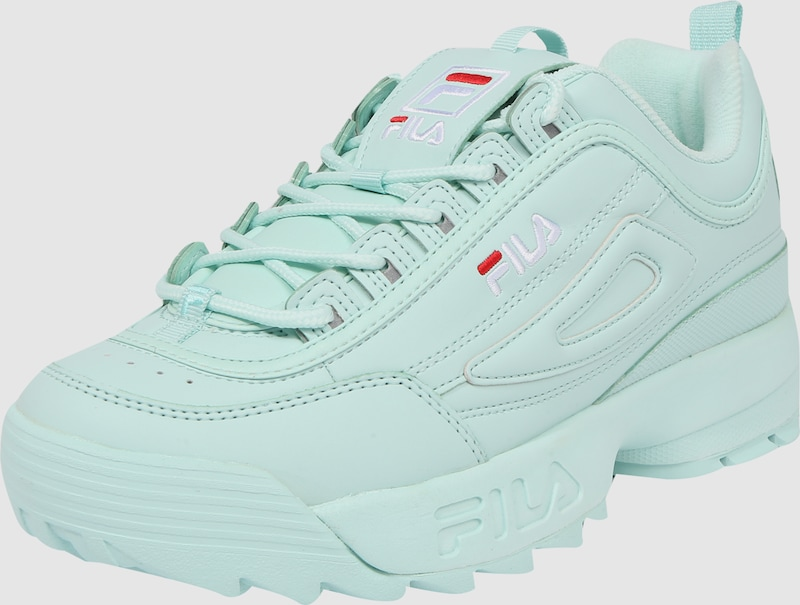 Sneakers Rood Mintgroen WitAbout You 'disruptor' In Fila Laag Zn0kN8XwOP