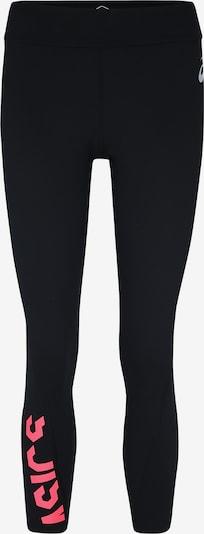 ASICS Spodnie sportowe 'ESNT' w kolorze różowy / czarnym, Podgląd produktu