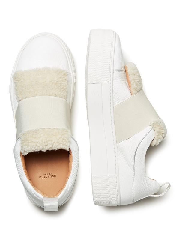 Selected Femme Sport Footwear Leather