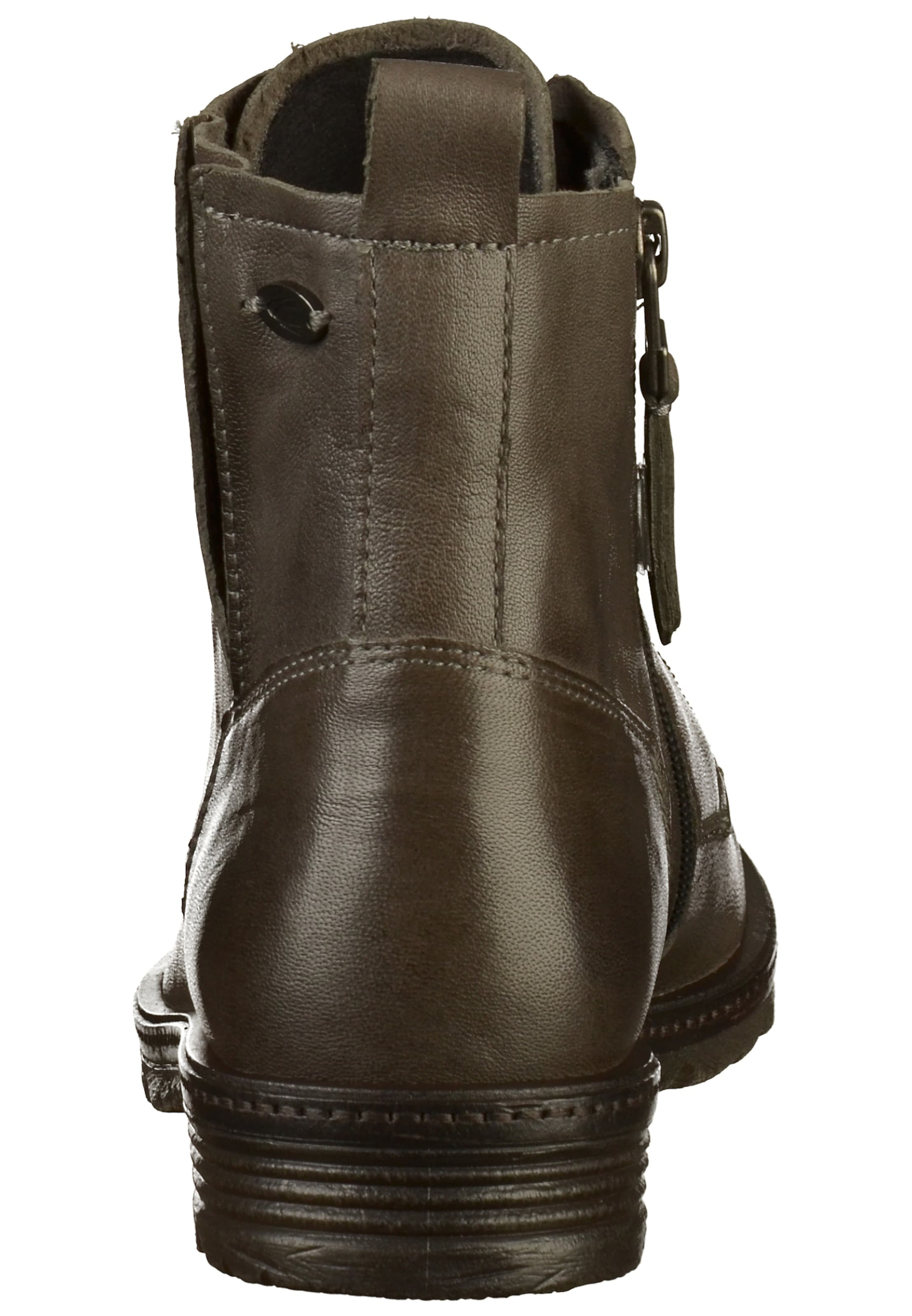 Camel Lacets En Active Bottines Moka À 3j5RL4A