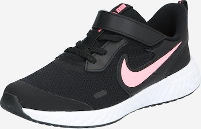 NIKE Chaussure de sport en rosé / noir, Vue avec produit