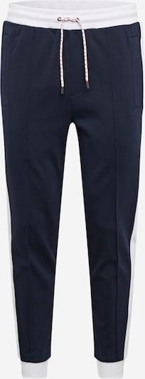 HUGO Sweathose 'Dambor_LP3' in blau / weiß, Produktansicht