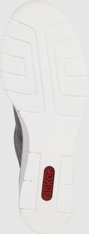RIEKER   Halbschuh Gut 'Catchy' mit Metallic-Effekt Schuhe Gut Halbschuh getragene Schuhe d7f71a