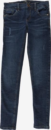 NAME IT Jeans 'NLMPILOU DNMTANDENCE 3089' in de kleur Blauw denim, Productweergave