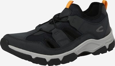 CAMEL ACTIVE Sneaker 'Impact' in dunkelblau / orange, Produktansicht