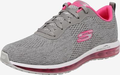 SKECHERS Sneaker 'SKECH-AIR ELEMENT' in grau / pink, Produktansicht