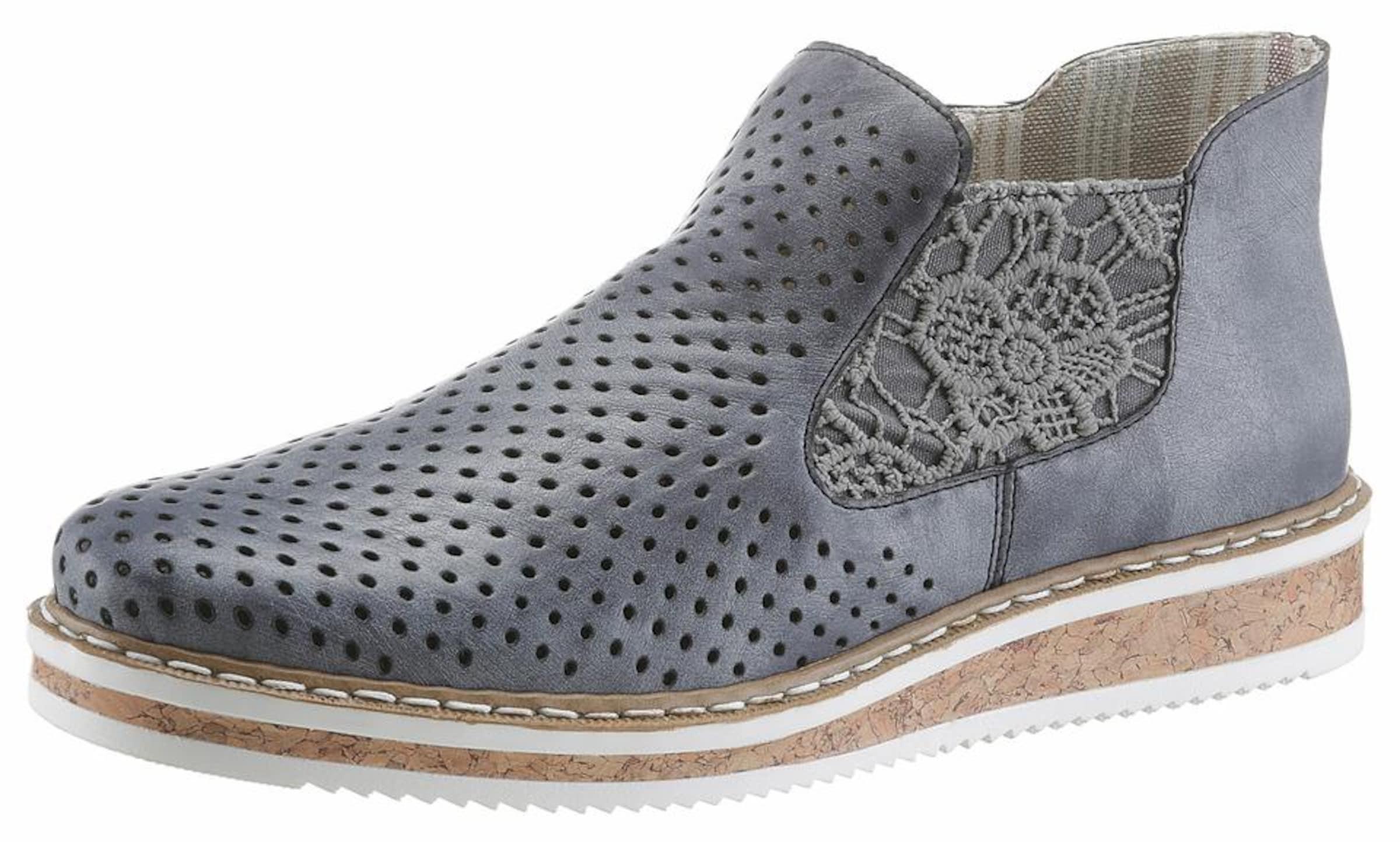 Haltbare Mode Schuhe billige Schuhe RIEKER | Chelseaboots Schuhe Mode Gut getragene Schuhe 18bf06