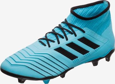ADIDAS PERFORMANCE Voetbalschoen 'Predator 19.2 FG' in de kleur Hemelsblauw / Zwart, Productweergave