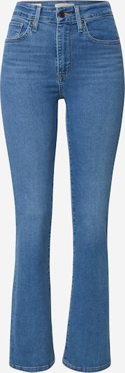 LEVI'S Jeans '725 HIGH RISE BOOTCUT' in de kleur Blauw denim, Productweergave