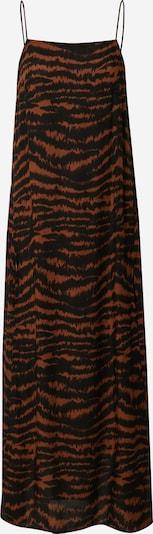 Motel Šaty 'KAYME' - hnědá / černá, Produkt