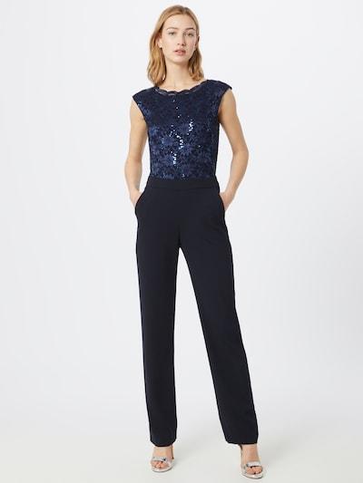 SWING Overall in nachtblau, Modelansicht