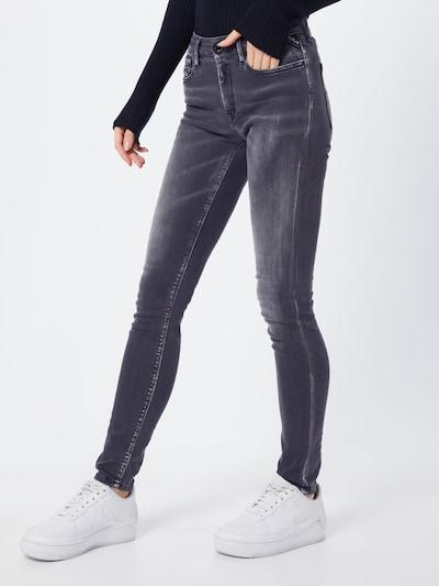 REPLAY Jeans in grey denim, Modelansicht