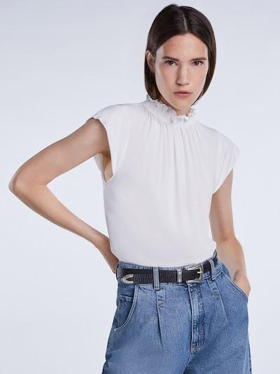 SET Shirt in weiß: Frontalansicht