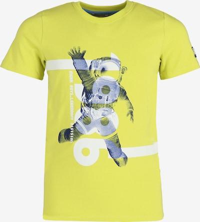 MEXX T-Shirt in gelb / schwarz / weiß, Produktansicht