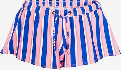 CHIEMSEE Swimming shorts in Blue / Dusky pink / White, Item view