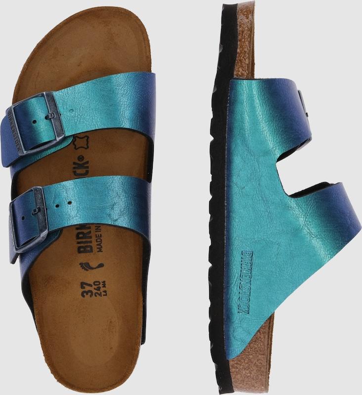 BIRKENSTOCK Ledersandale Arizona Verschleißfeste billige Schuhe
