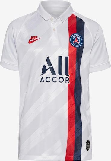 Nike Sportswear Fußballtrikot 'Paris Saint-Germain 19/20 3rd' in mischfarben / weiß, Produktansicht