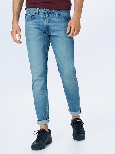 POLO RALPH LAUREN Jeans 'ELDRIDGE' in blue denim, Modelansicht