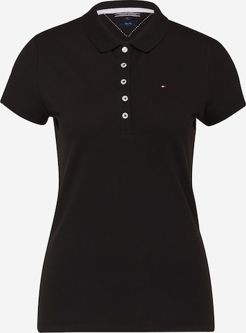TOMMY HILFIGER Shirt 'Chiara' in Black