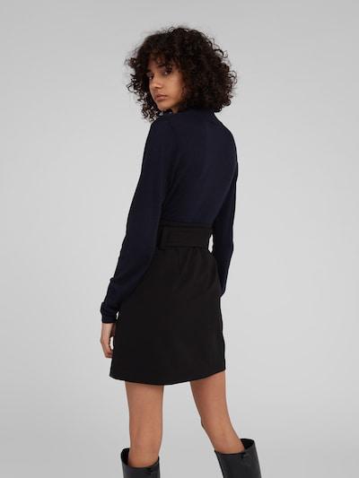 Sijonas 'Odetta' iš EDITED , spalva - juoda: Vaizdas iš galinės pusės