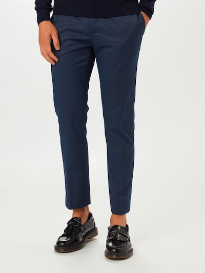 BURTON MENSWEAR LONDON Hose in blau, Modelansicht