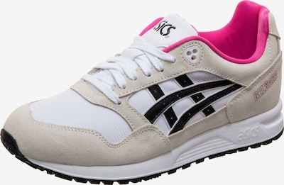 ASICS SportStyle Sneaker 'Gelsaga' in camel / pink / schwarz / weiß, Produktansicht
