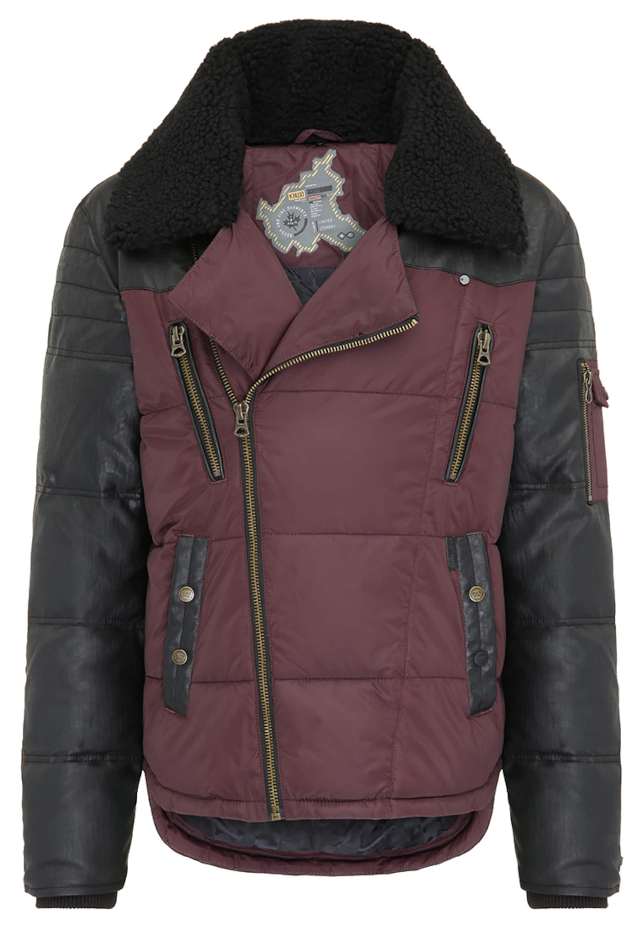 Khujo winterjacke herren about you