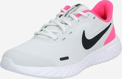 Nike Sportswear Superge 'NIKE REVOLUTION 5 (GS)' | svetlo siva / roza barva, Prikaz izdelka