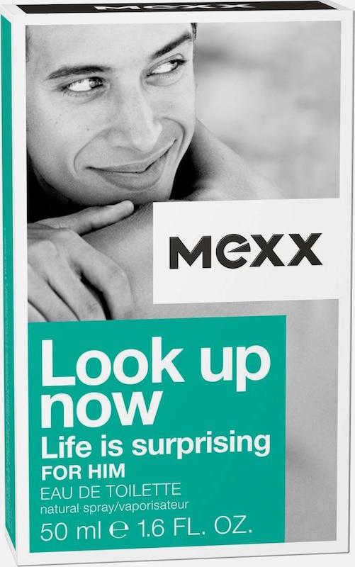MEXX 'Look up now for him', Eau de Toilette