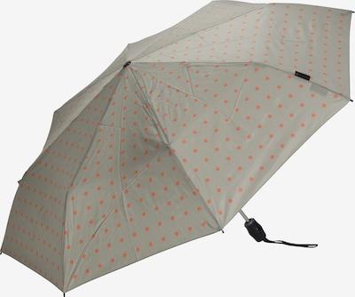 KNIRPS Parapluie 'T .200' en sable / rouge orangé, Vue avec produit