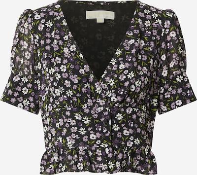 MICHAEL Michael Kors Shirt in de kleur Marine / Grasgroen / Lila / Donkerlila / Wit, Productweergave