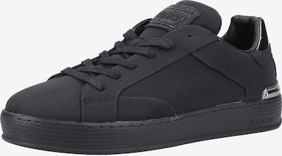 REPLAY Sneakers laag in de kleur Zwart: Vooraanzicht