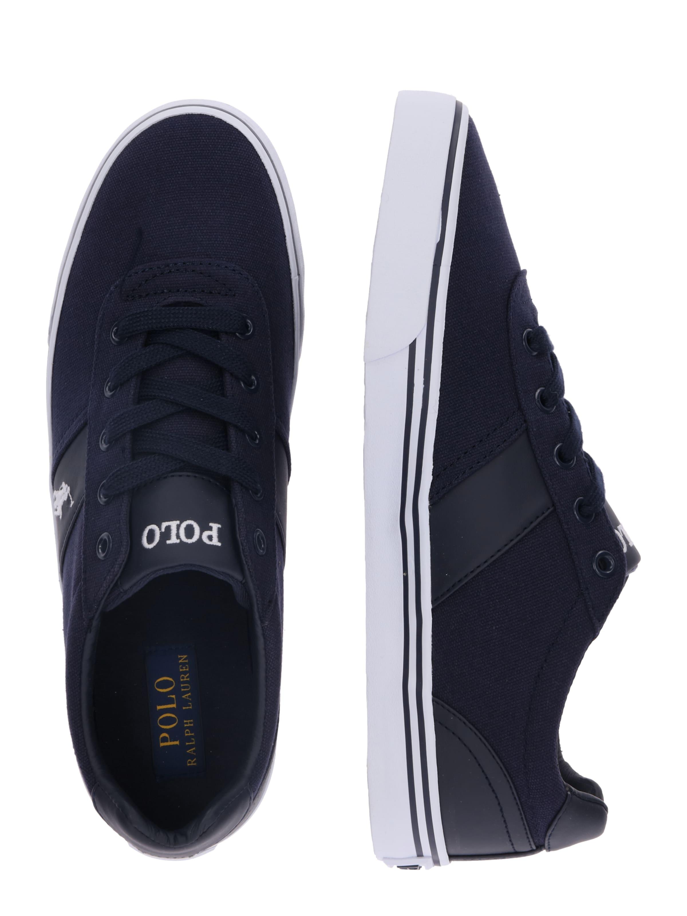 Lauren Polo Ralph Sneaker 'hanford' In Navy Nnwk8OP0X
