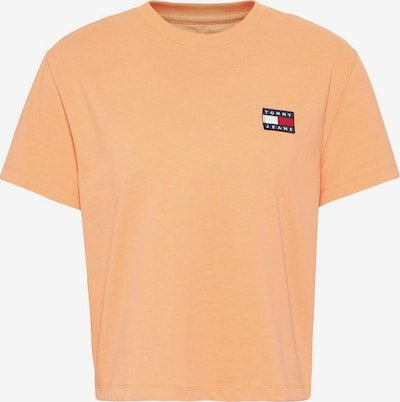 Tommy Jeans Shirt in apricot, Produktansicht
