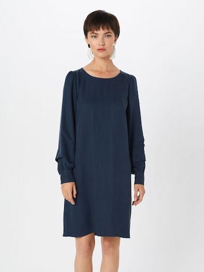 minimum Kleid 'Silvine' in navy, Modelansicht