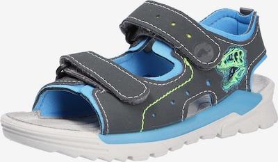 RICOSTA Sandale 'Surf' in blau / kobaltblau, Produktansicht
