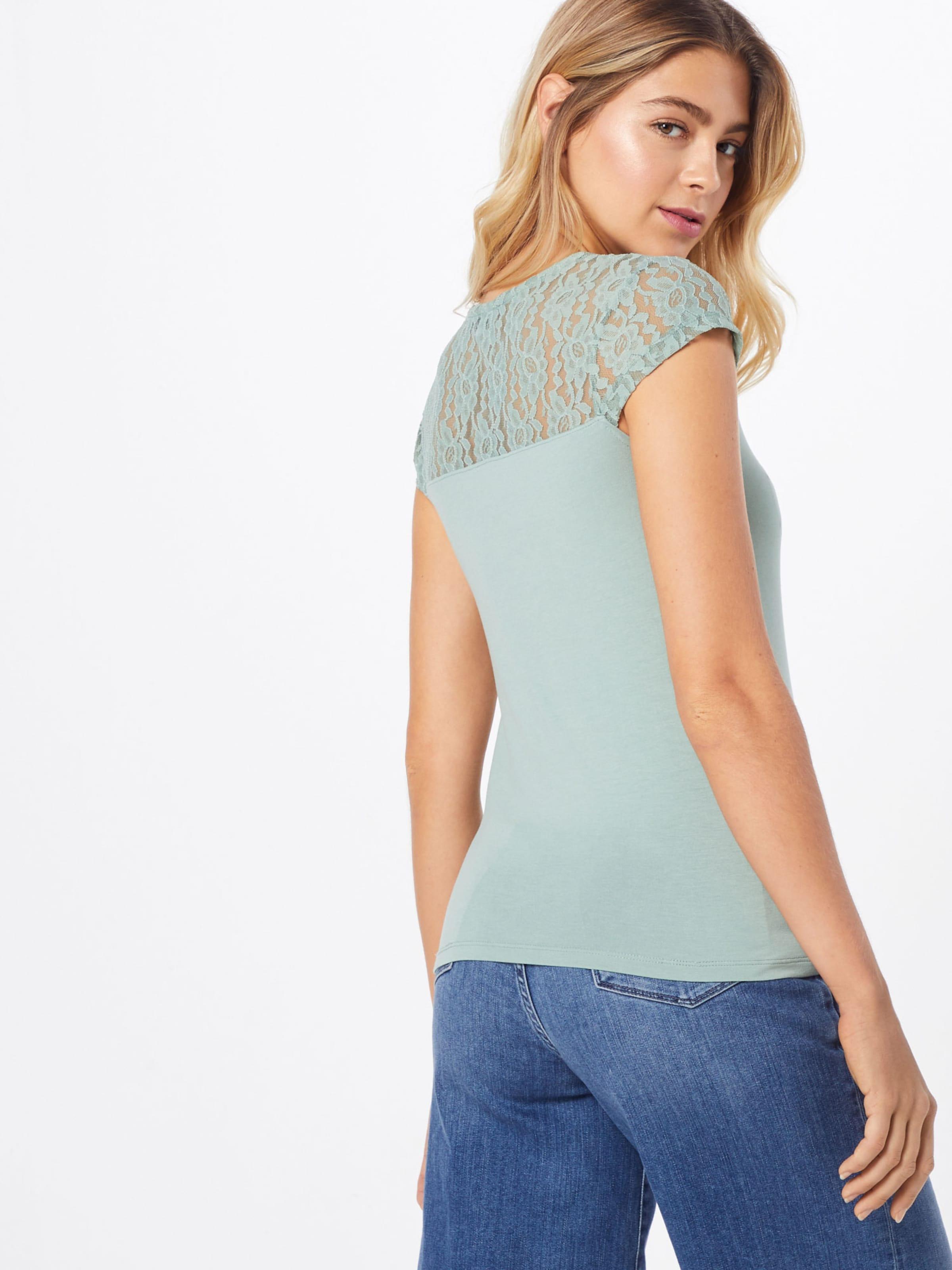 Shirt In 'emilie' 'emilie' Jade Shirt Groen PZkuXi