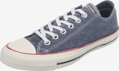 CONVERSE Sneaker in blue denim / weiß, Produktansicht
