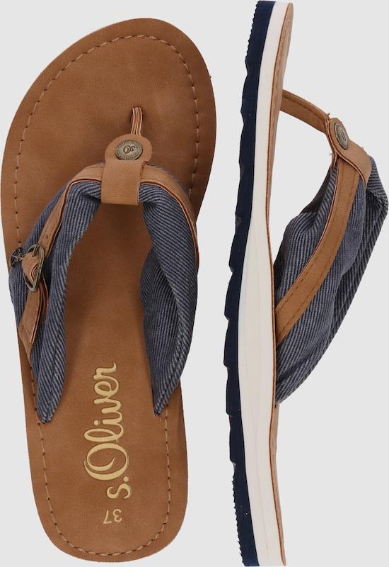 s.Oliver RED LABEL Zehentrenner Günstige und langlebige Schuhe