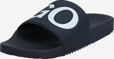 HUGO Pantofle 'Timeout' - tmavě modrá, Produkt