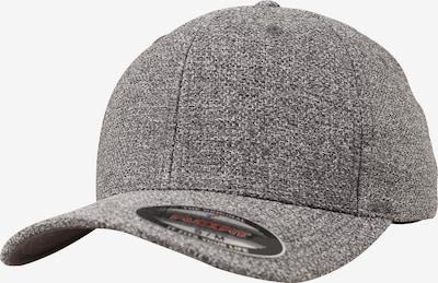 Flexfit Cap in graumeliert, Produktansicht