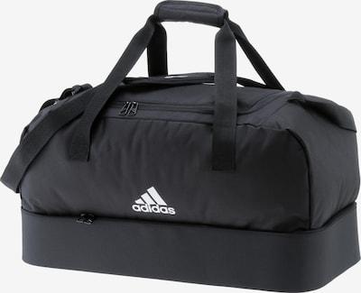 ADIDAS PERFORMANCE Tasche 'Tiro' in schwarz / weiß, Produktansicht