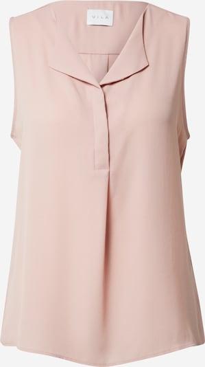 VILA Blusentop in rosa, Produktansicht