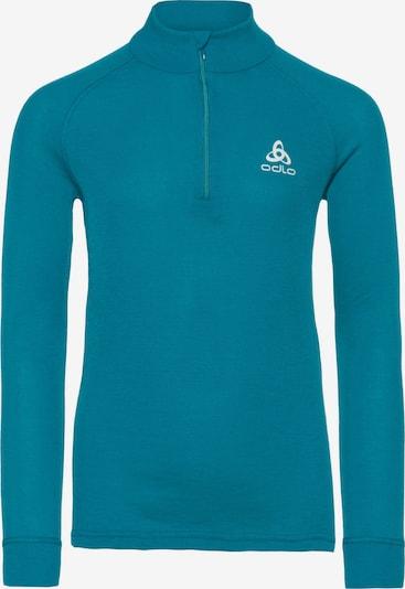 ODLO Funktionsshirt 'Active Warm' in himmelblau, Produktansicht