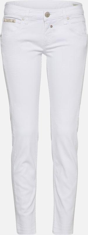 En Herrlicher Blanc Herrlicher Pantalon Blanc Pantalon En En Herrlicher Pantalon f7b6gy