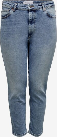 ONLY Carmakoma Jean en bleu, Vue avec produit