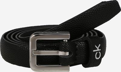 Calvin Klein Gürtel 'ESSENTIAL 1.5CM' in schwarz, Produktansicht