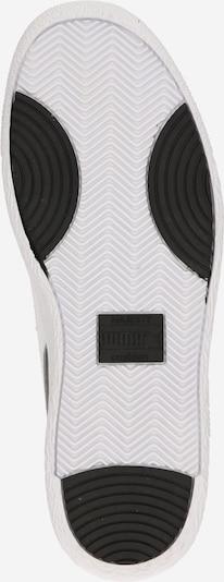 PUMA Sneaker 'Ralph Sampson Lo' in schwarz / weiß: Ansicht von unten