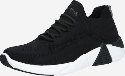 Mark Nason Sneaker in schwarz / weiß, Produktansicht